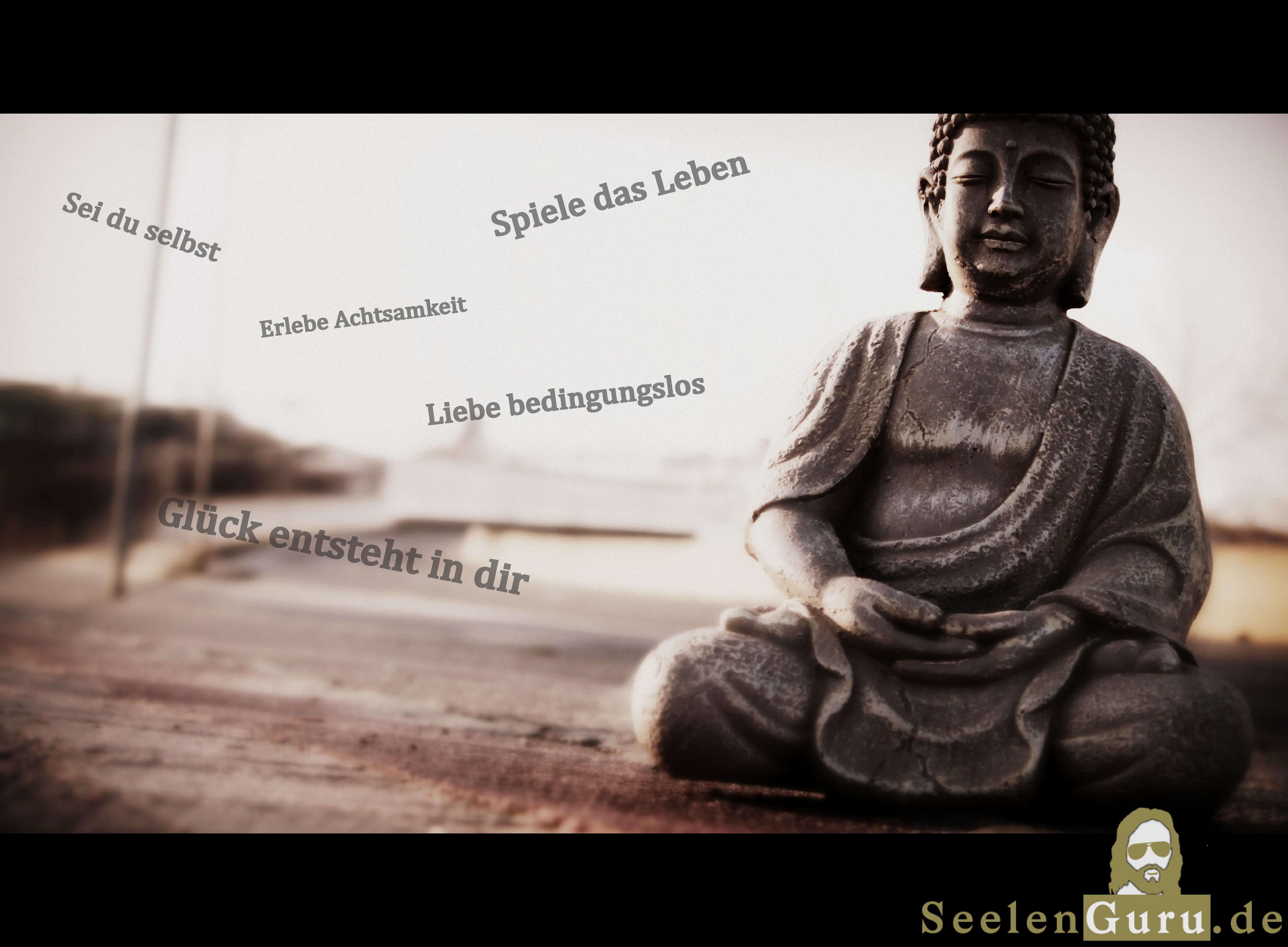 Spruche Von Buddha Achtsamkeit Seelenguru