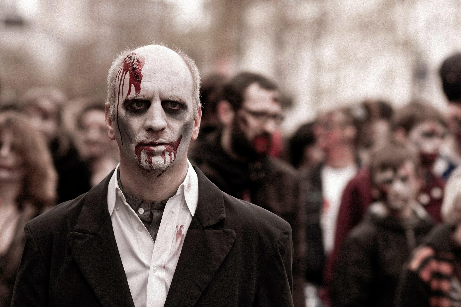 Zombies sind unbewusst nur auf der Suche nach Liebe oder Gehirn