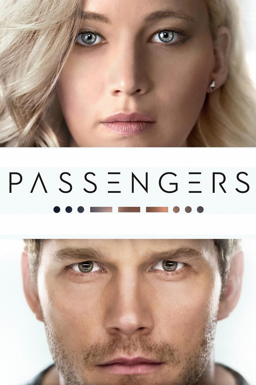 """Plakat von """"Passengers"""""""