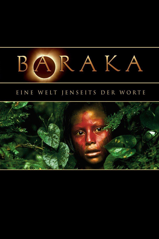 """Plakat von """"Baraka"""""""
