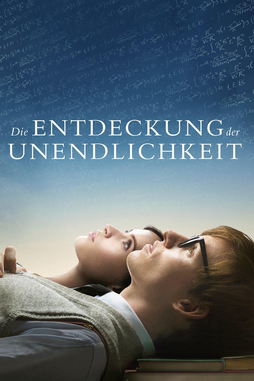"""Plakat von """"Die Entdeckung der Unendlichkeit"""""""
