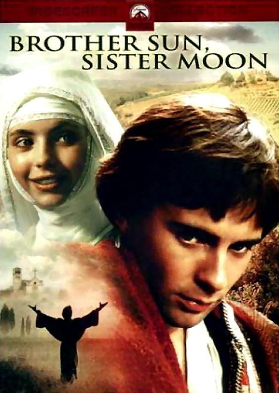 """Plakat von """"Bruder Sonne, Schwester Mond"""""""