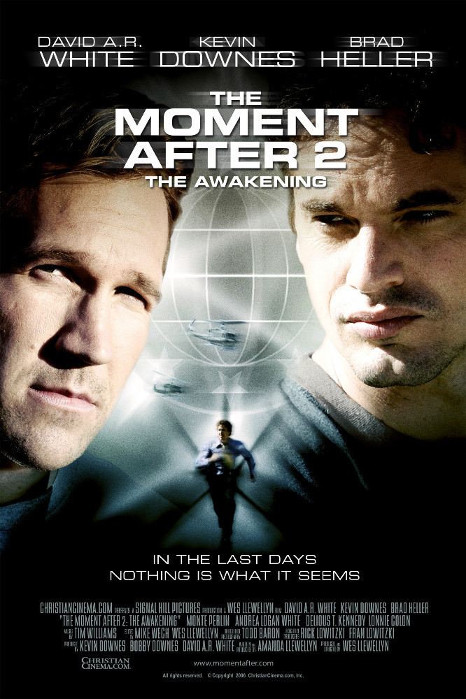 "Plakat von ""The Moment After 2: The Awakening"""