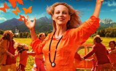 "Plakat von ""Sommer in Orange"""