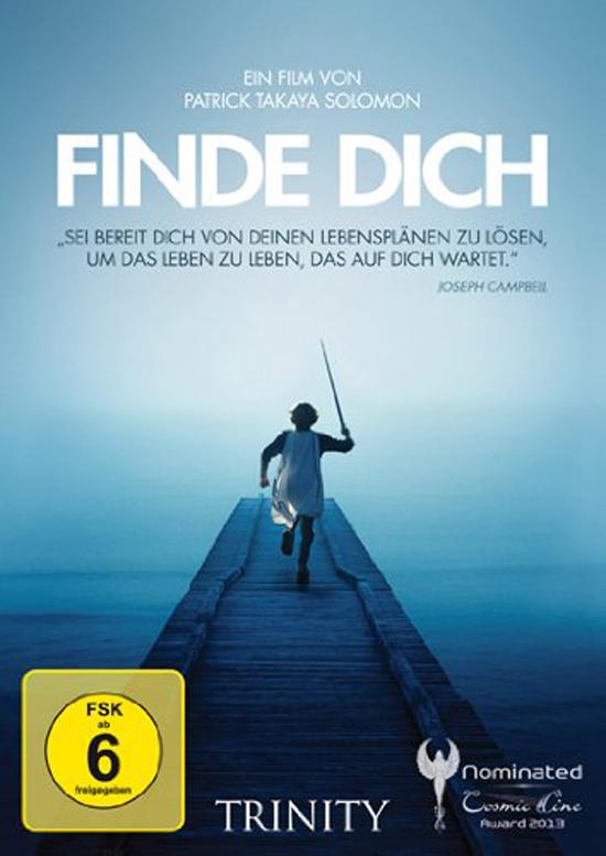 """Plakat von """"Finde dich"""""""