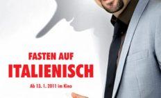 """Plakat von """"Fasten auf italienisch"""""""
