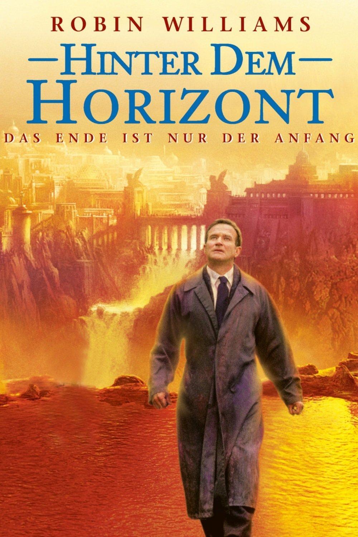 """Plakat von """"Hinter dem Horizont"""""""