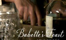 """Plakat von """"Babettes Fest"""""""
