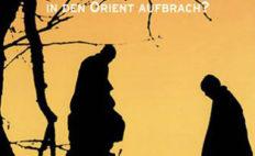 """Plakat von """"Warum Bodhi-Dharma in den Orient aufbrach"""""""