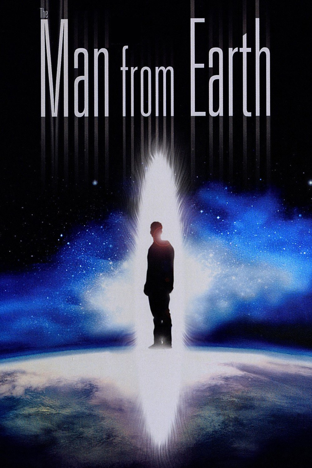 "Plakat von ""The Man from Earth"""
