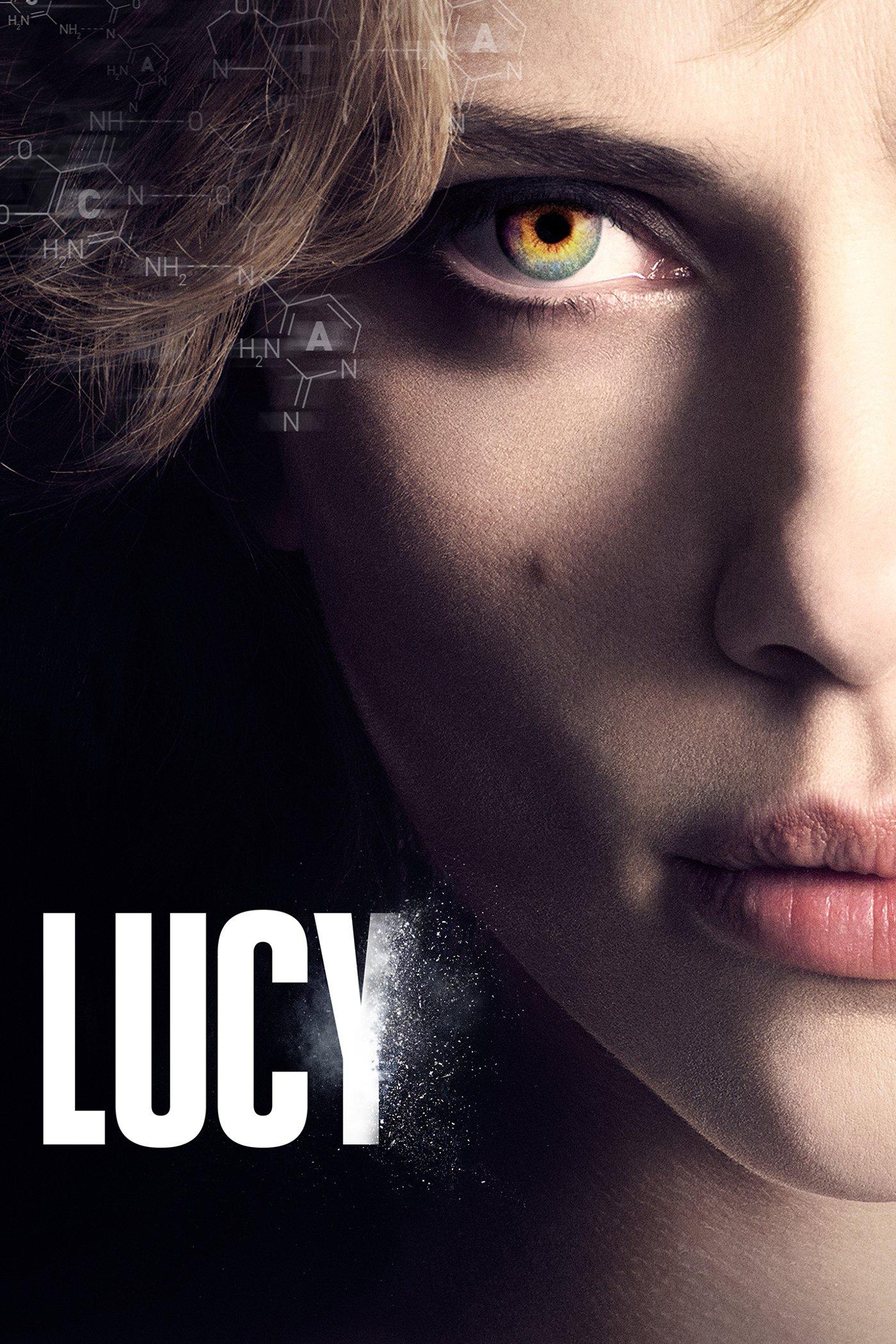 """Plakat von """"Lucy"""""""
