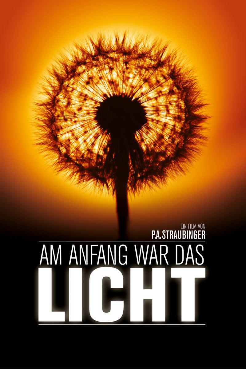 """Plakat von """"Am Anfang war das Licht"""""""