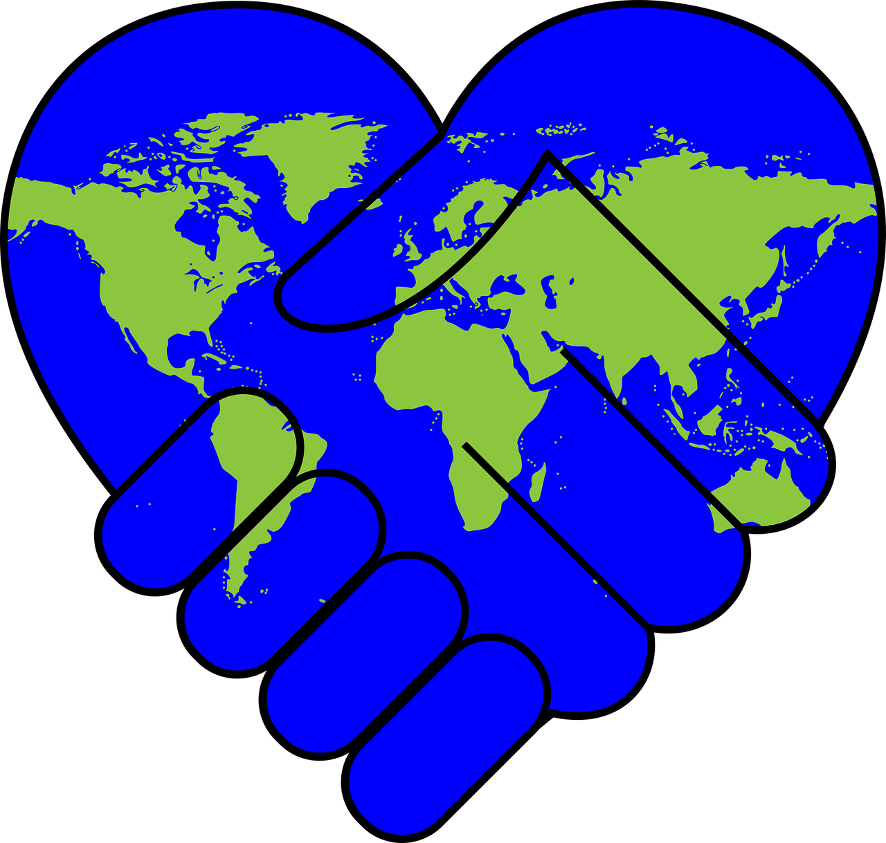 Liebe auf der Welt produzieren