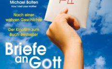 """Plakat von """"Briefe an Gott - Letters to God"""""""