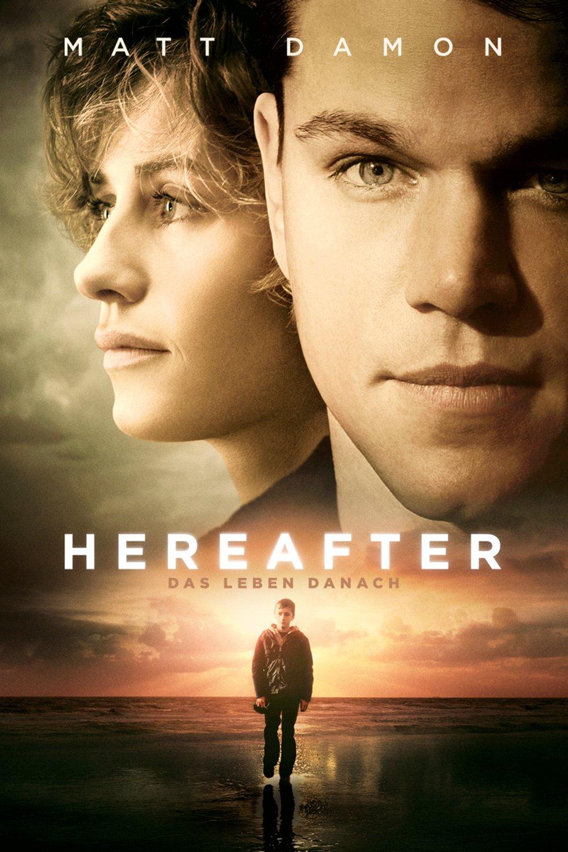"""Plakat von """"Hereafter - Das Leben danach"""""""