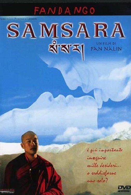 """Plakat von """"Samsara – Geist und Leidenschaft"""""""