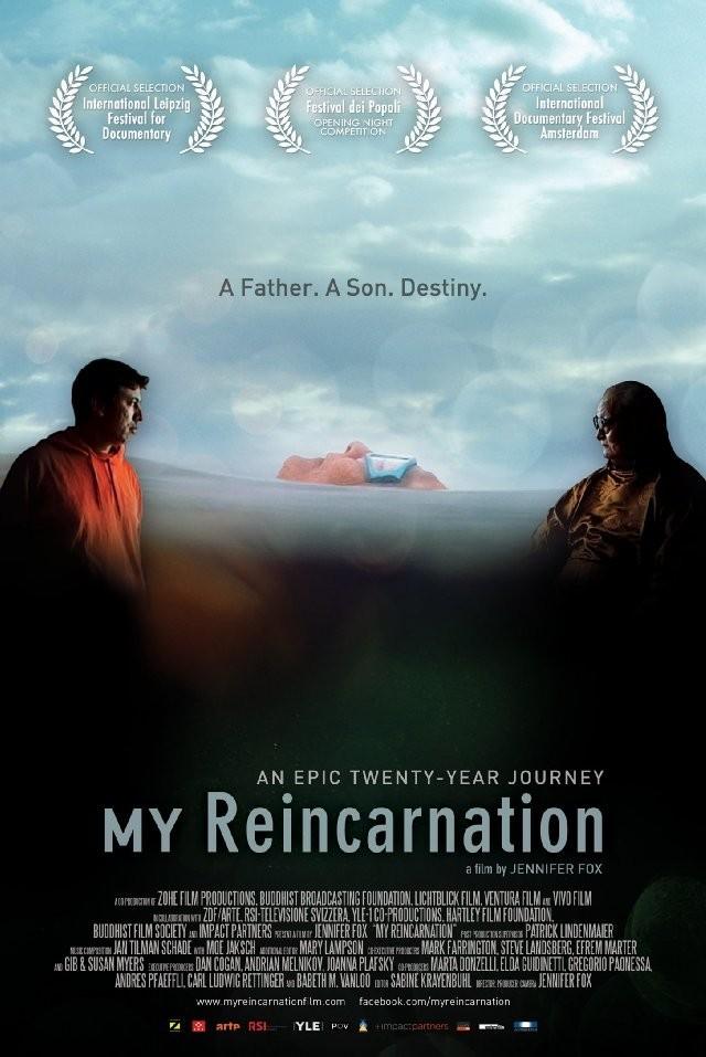 """Plakat von """"My Reincarnation"""""""