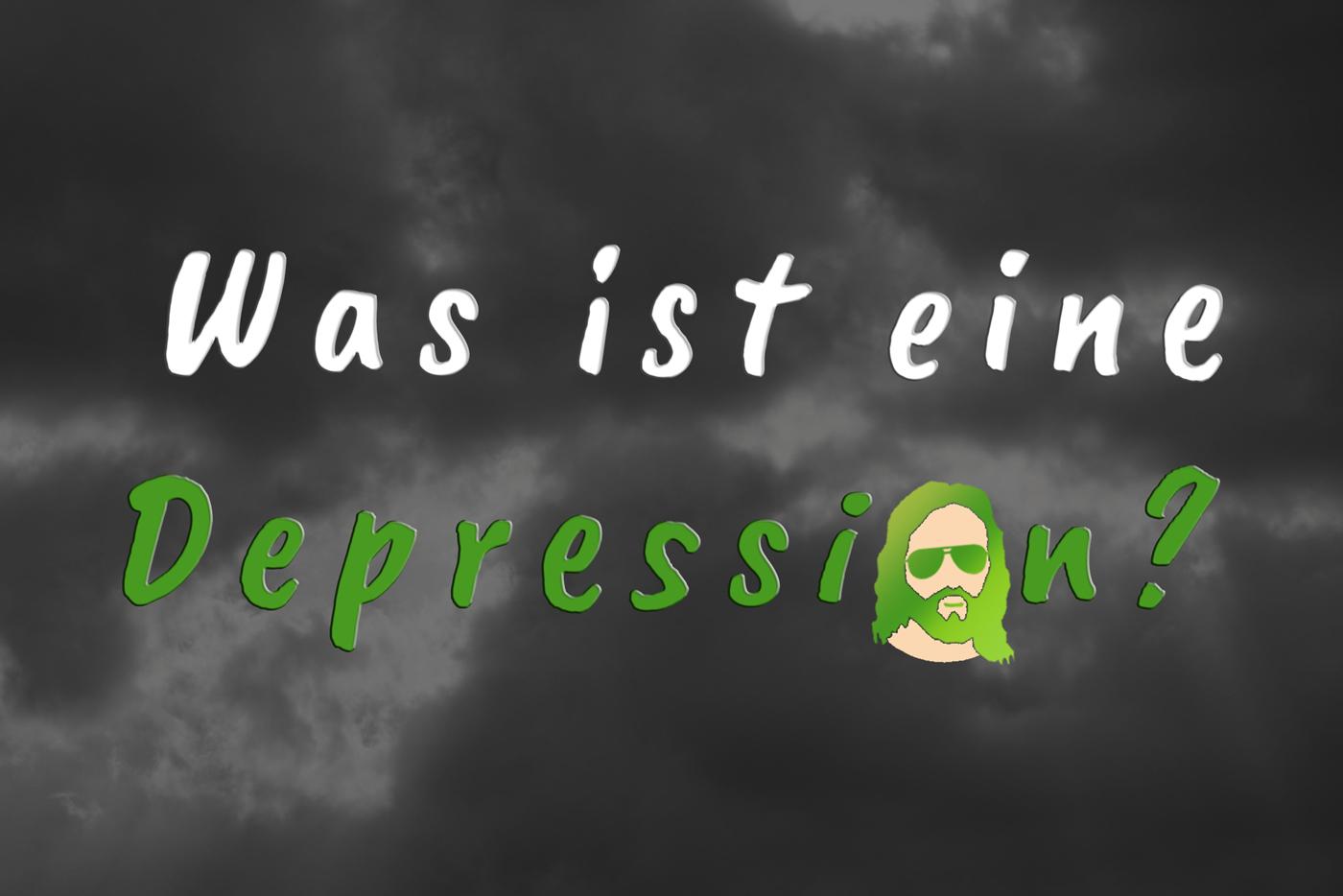 Symptome für Depression