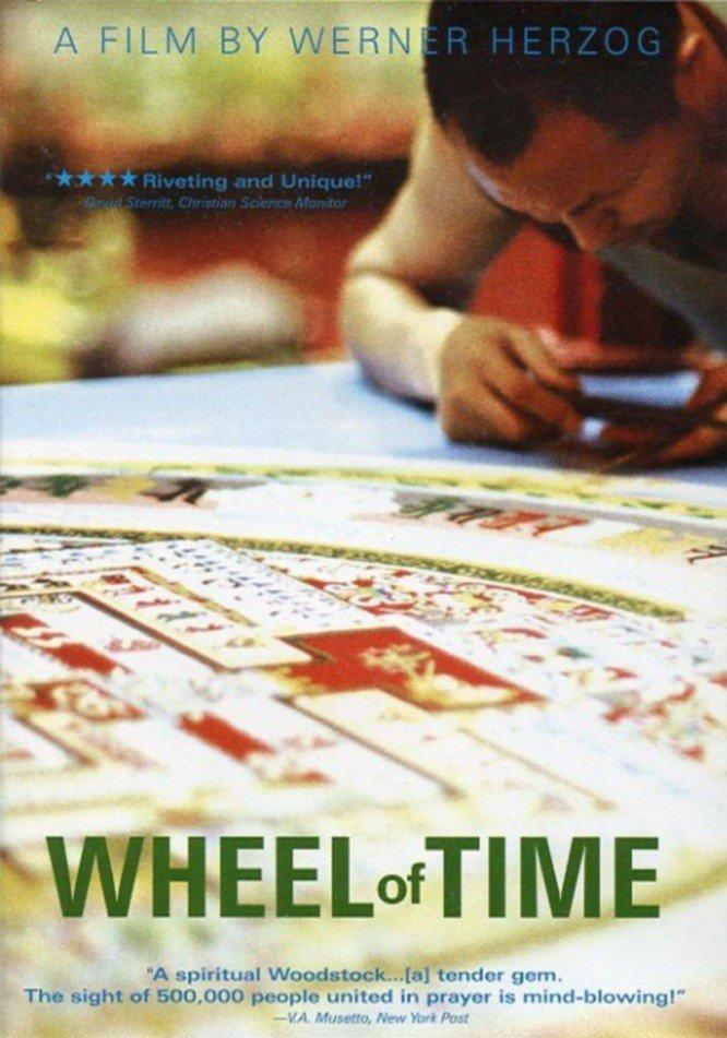 """Plakat von """"Rad der Zeit"""""""