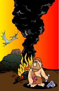 Ängste in der Steinzeit