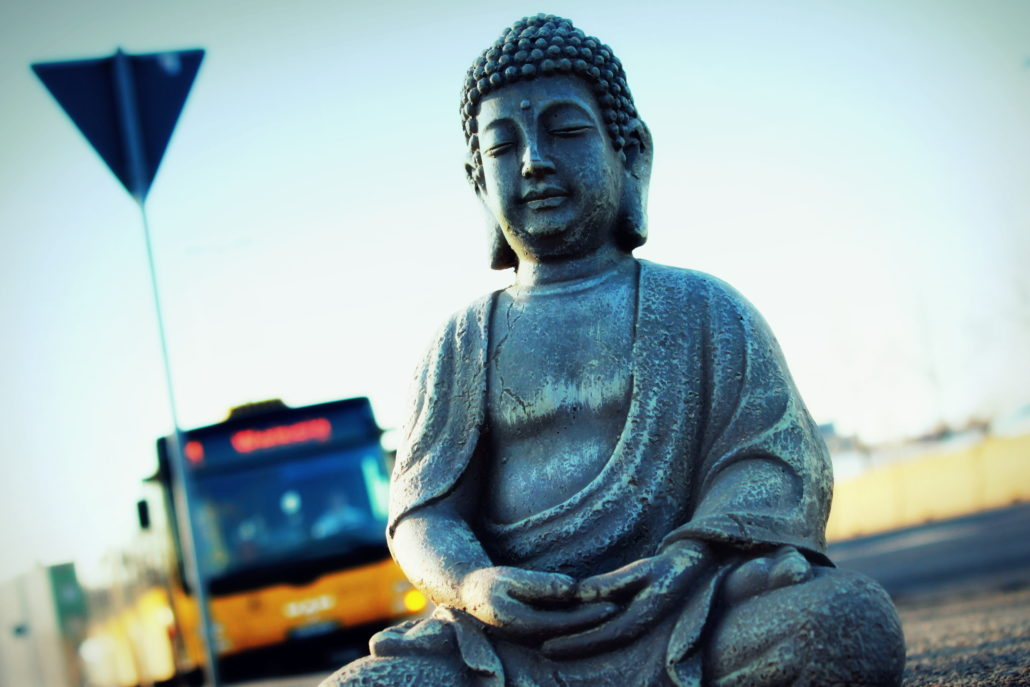 Buddha - moderne Erleuchtung