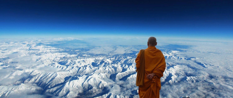 Buddhist -Erleuchtung