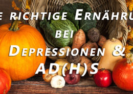 Richtige Ernährung bei Depressionen