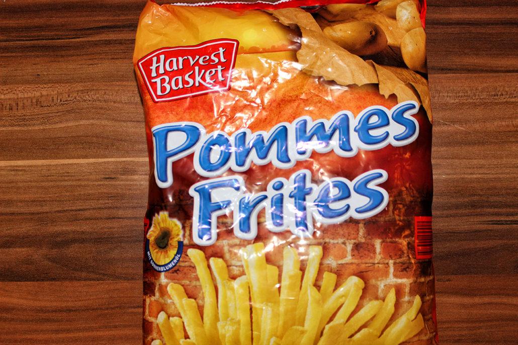 Harvest Basket Pommes Frites - glutenfrei & vegan von Lidl