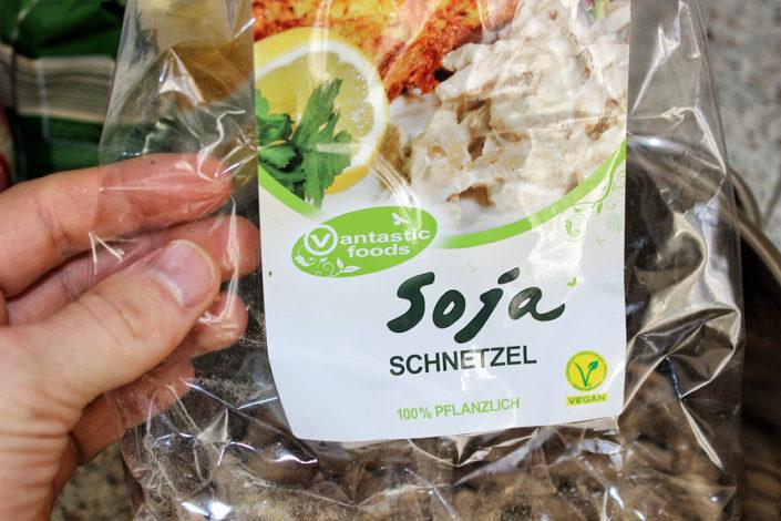 Vantastic foods Soja Schnetzel - vegan, vegetarisch