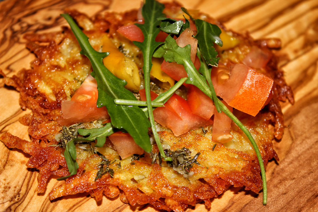 kartoffelpuffer pizza langos in 15 minuten zubereiten vegan glutenfrei. Black Bedroom Furniture Sets. Home Design Ideas