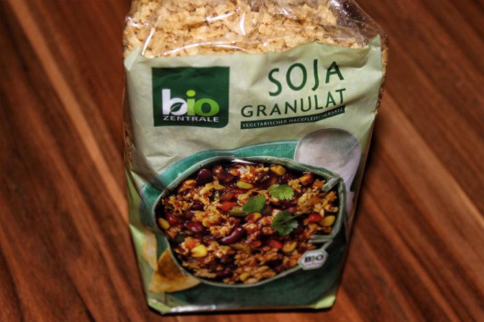 Soja-Granulat von Bio-Zentrale - vegetarisch & vegan