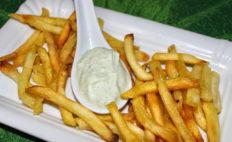 Rezept für vegane Mayonnaise mit Kräutern