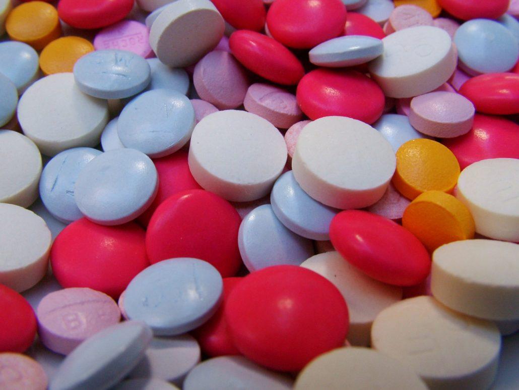 Psychose: hängen geblieben auf Ecstasy