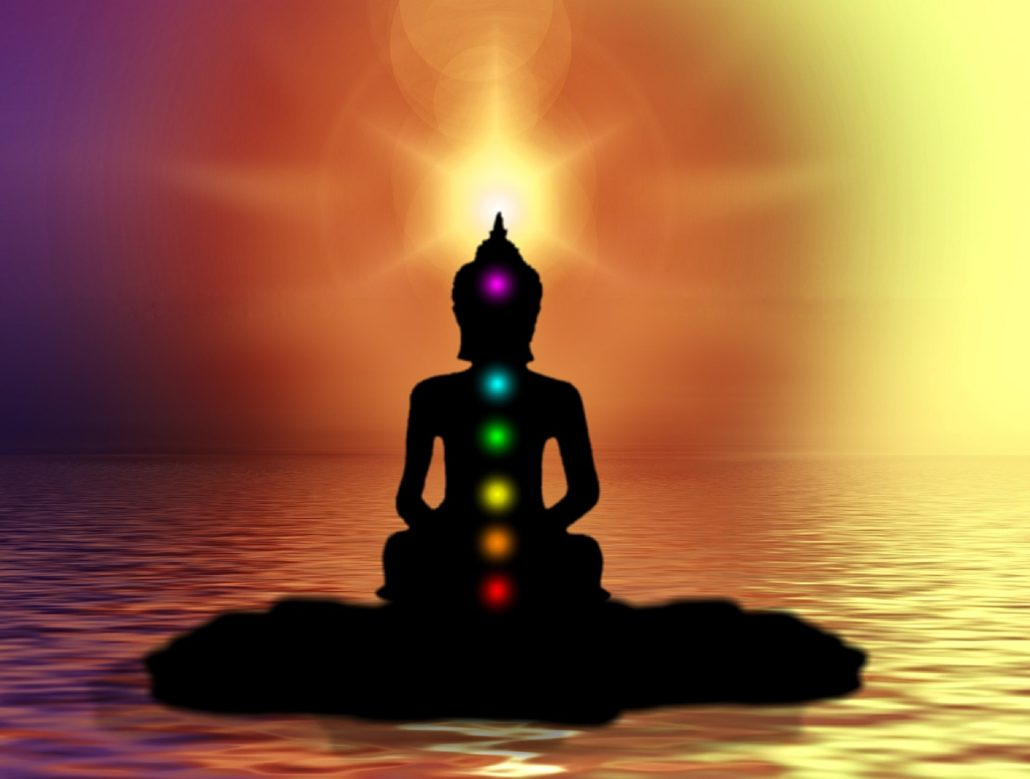 Erleuchtung im Buddhismus - Meditieren und Chakren
