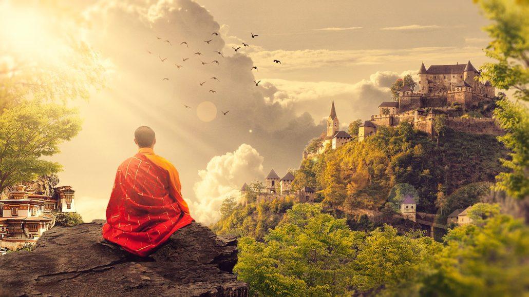 Meditation - Glück im Inneren finden
